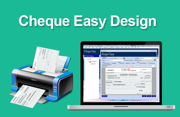 Cheque Easy Software