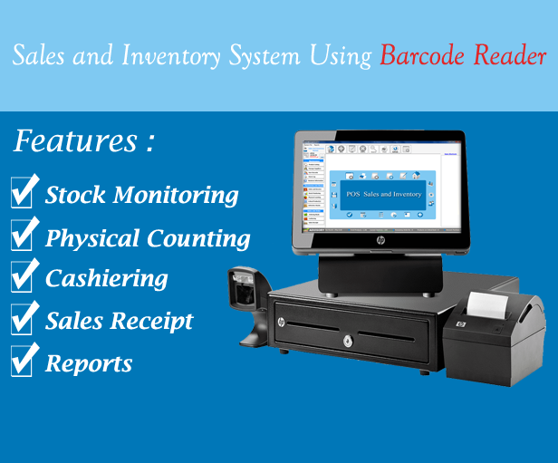 Sales and Inventory System Using Barcode Reader